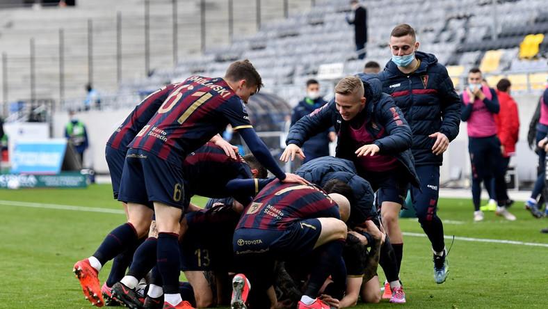Piłkarze Pogoni