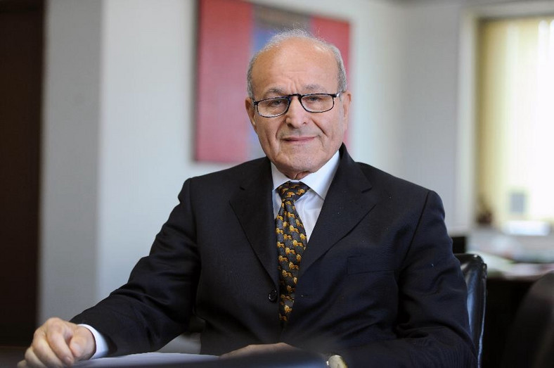 Issad Rebrab, Algerian billionaire businessman, CEO of the CEVITAL industrial group