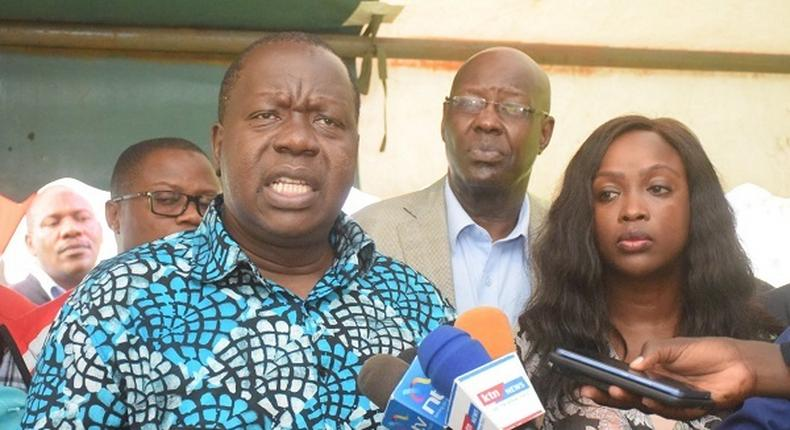 Monday Diwali celebration is not a public holiday - CS Fred Matiangi's Ministry of Interior declares