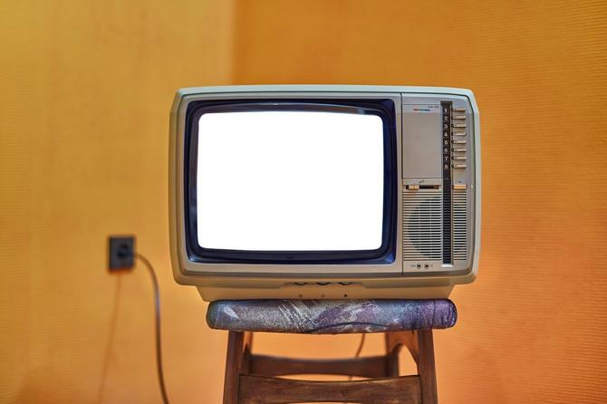 Stari televizor prekidao vezu