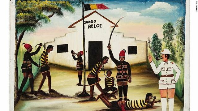 Delić iz brutalne istorije Konga