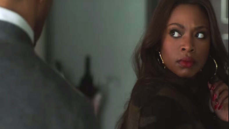 "Naturi Naughton 'Tasha' from ""Power"". [The root]"