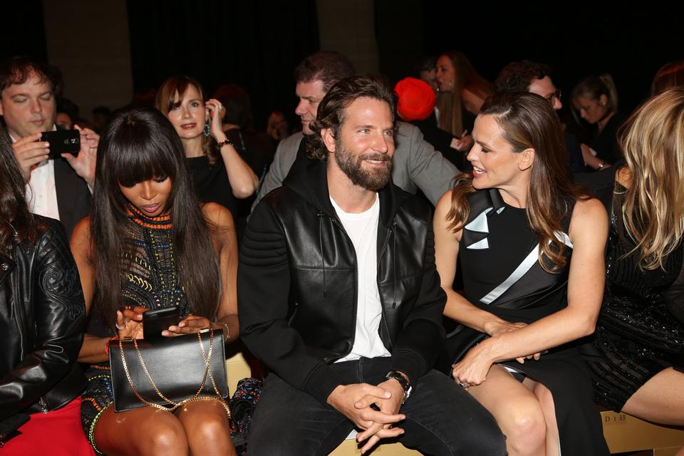 Paris Fashion Week: Naomi Campbell, Bradley Cooper, Jennifer Garner
