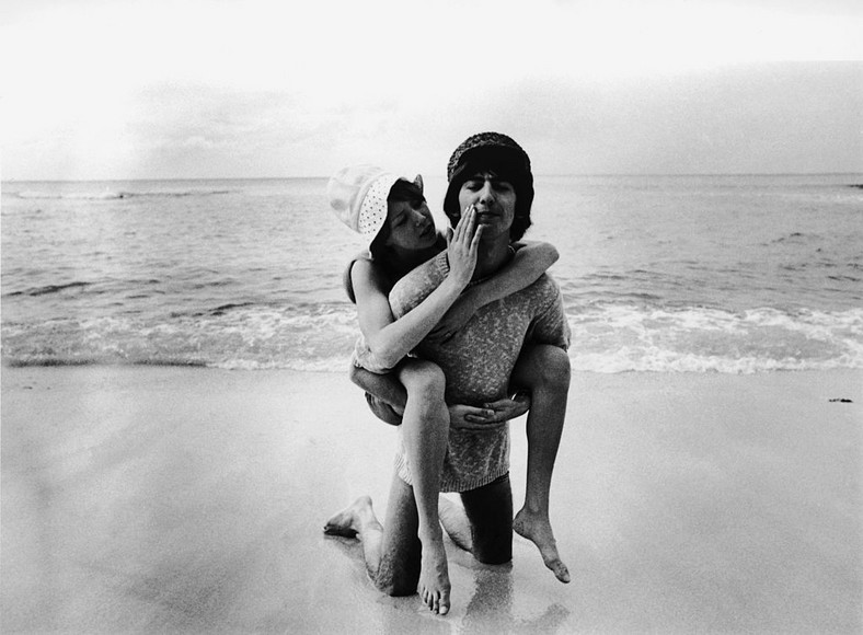 George Harrison i Patti Boyd
