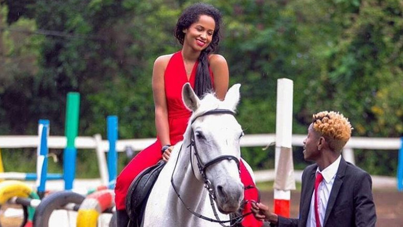 I will miss you, whether you move into your next phase of life with or without me – Eric Omondi's emotional message to Chantal