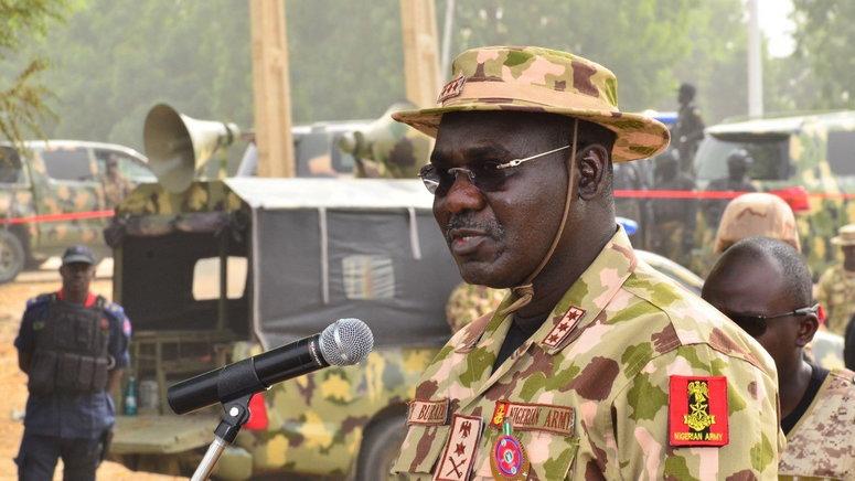 Buratai: Nigerians responsible for 75% of Boko Haram fight ...