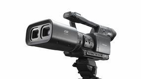 Panasonic przedstawia pierwszą na świecie zintegrowaną kamerę Full HD 3D