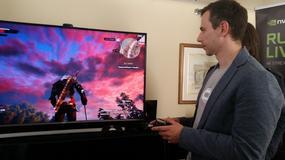 Wiedźmin 3 w chmurze, czyli prezentacja konsoli Nvidia Shield TV