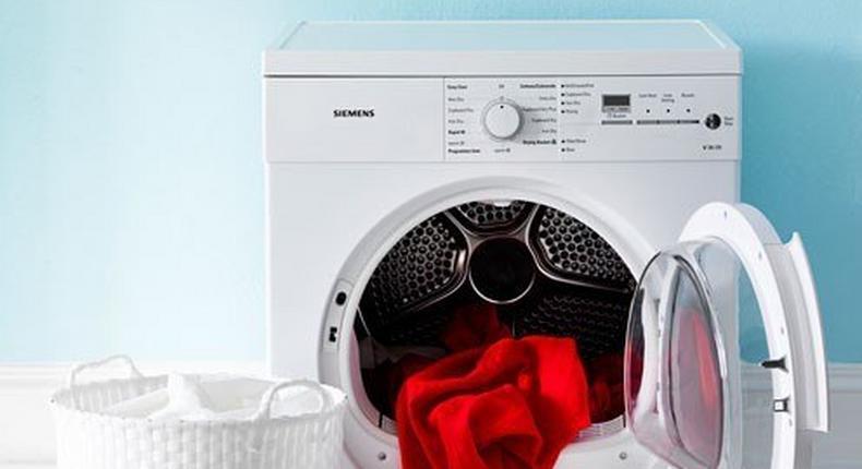 washing-machine cleaning