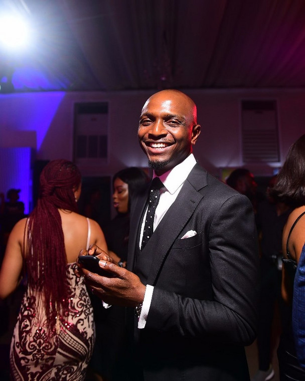 IK Osakioduwa at the 2020 AMVCA nominee cocktail party [Instagram]