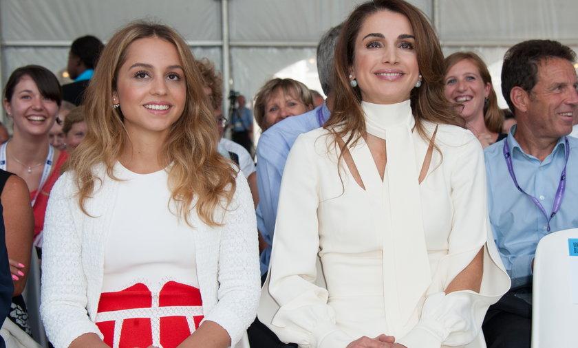 Królowa Jordanii, Reine Rania