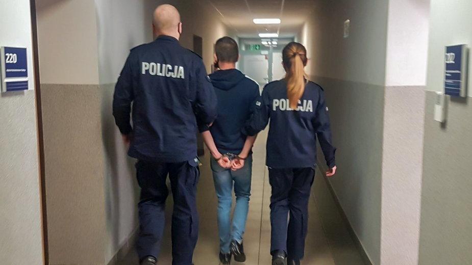 Zatrzymany 36-letni mieszkaniec powiatu świebodzińskiego