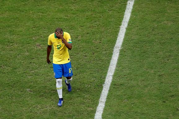 Fudbalska reprezentacija Brazila, Fernandinjo