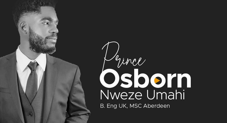 A graduate of Engineering from Surrey University who also holds an Msc from the University of Aberdeen, Umahi's career is three-pronged. {Osborn Foundation}