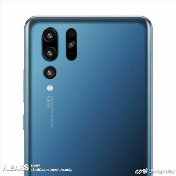 Huawei P30 Pro će navodno imati četiri kamere