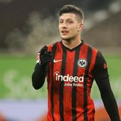 LUKA JOVIĆ NASTAVIO ŠOU! Opet rešeta mreže, za 73 minuta u Ajntrahtu dao više golova nego za sezonu i po u Realu! /VIDEO/