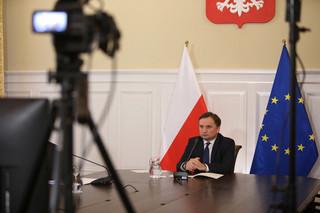 Ziobro: Jestem przekonany, że weto ws. budżetu UE zostanie zastosowane