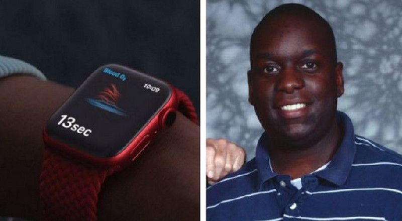 Meet Dr Joefrey Kibuule, the Ugandan who co-developed the unique blood oxygen monitor in Apple Watch