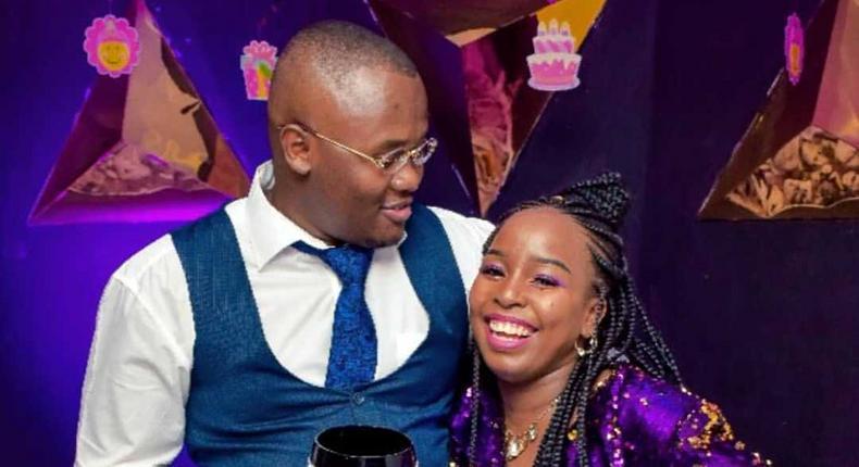 Saumu Mbuvi birthday (Instagram)