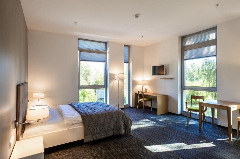 Pokoje dla gości mają być bardzo komfortowe