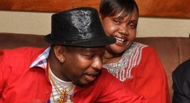 File image of Mike Sonko with Primrose Mbuvi Sonko's family marked Valentines day in style, making a difference in people's lives