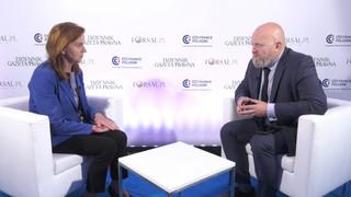 Uścińska: Sytuacja finansowa ZUS jest bardzo dobra [WIDEO]