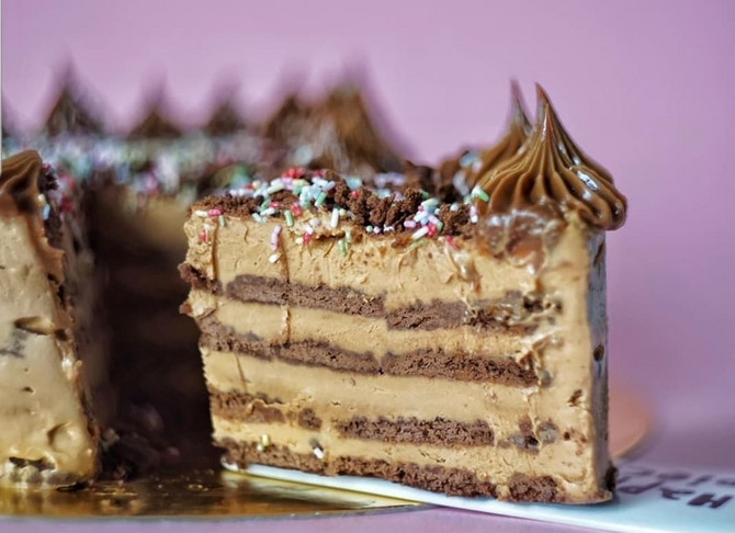 Argentinska čokoladna torta