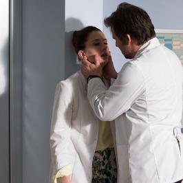 """""""Na dobre i na złe"""": Latoszek całuje Lenę! Czy byli małżonkowie wrócą do siebie?"""