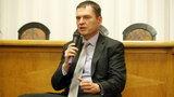 Andrzej Poczobut ze Związku Polaków na Białorusi zatrzymany w Grodnie