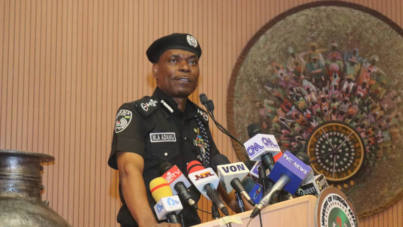 The Inspector-General of Police (IGP), Mr Mohammed Adamu. [dailypost]