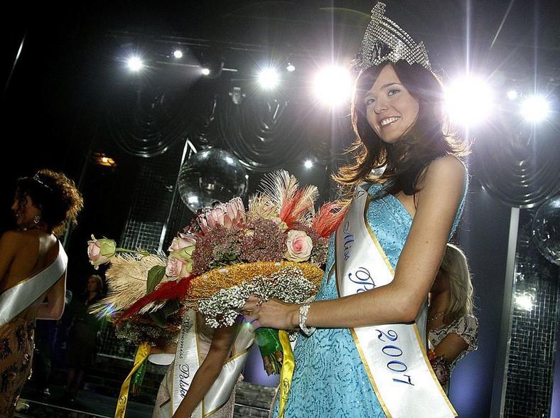 Karolina Zakrzewska, Miss Polski 2007