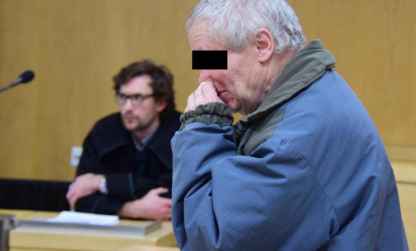 Jan C. usłyszał wyrok 6 lat za zabójstwo żony