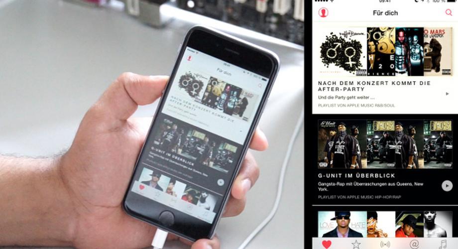 Hands-on: Apple Music ausprobiert