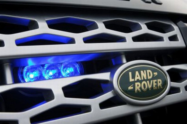 Pancerny Land Rover Discovery 4 fot.(5) - materiały prasowe