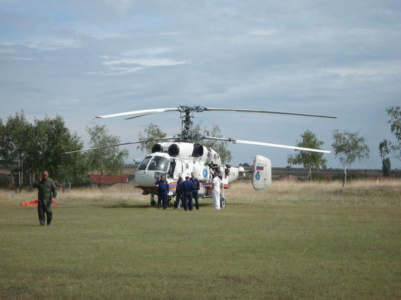 Ruski helikopter Ka 32