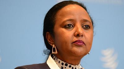 Sports CS Amina Mohamed's husband dies at Karen Hospital