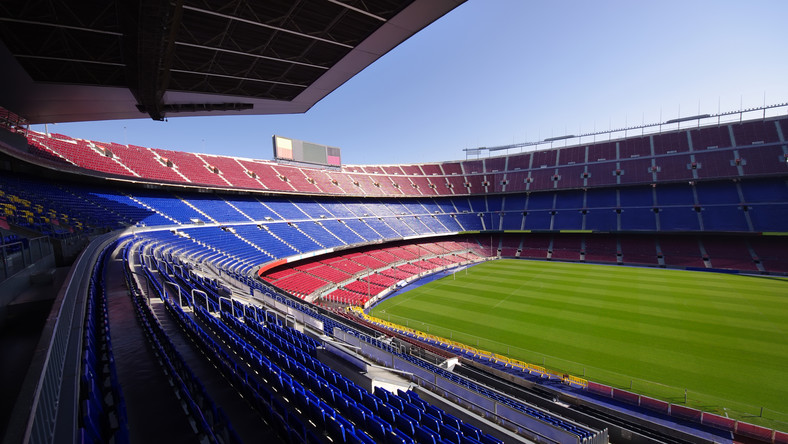 Stadion Camp Nou, Barcelona