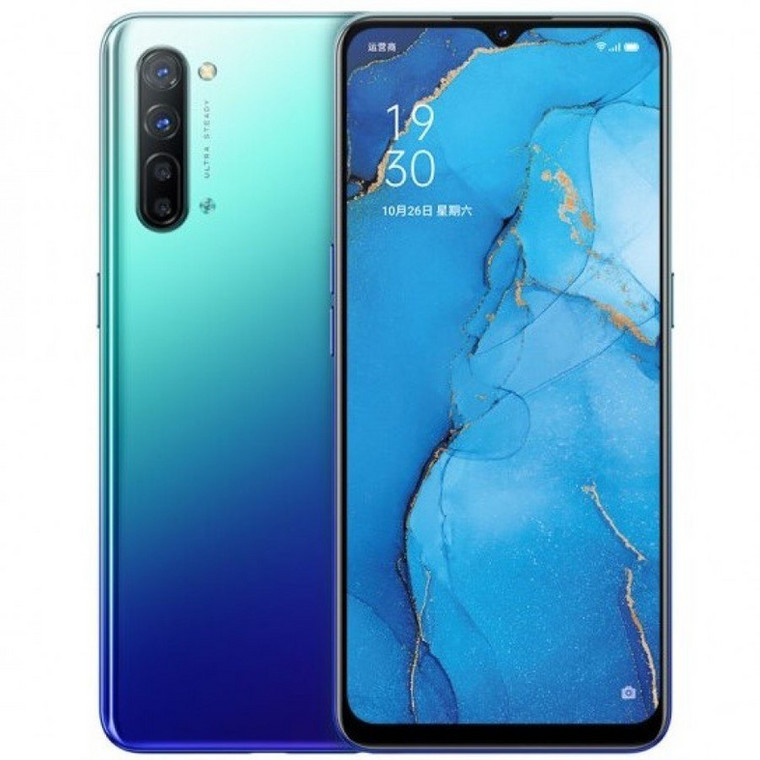 OPPO-REno3-BLue-Starry-Night