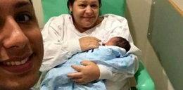45-latka urodziła bliźnięta. Szokująca prawda o ich ojcu