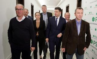 Czarzasty: Partie opozycyjne powinny współpracować i szanować swoją podmiotowość