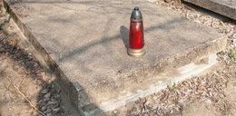 Makabryczne odkrycie na cmentarzu