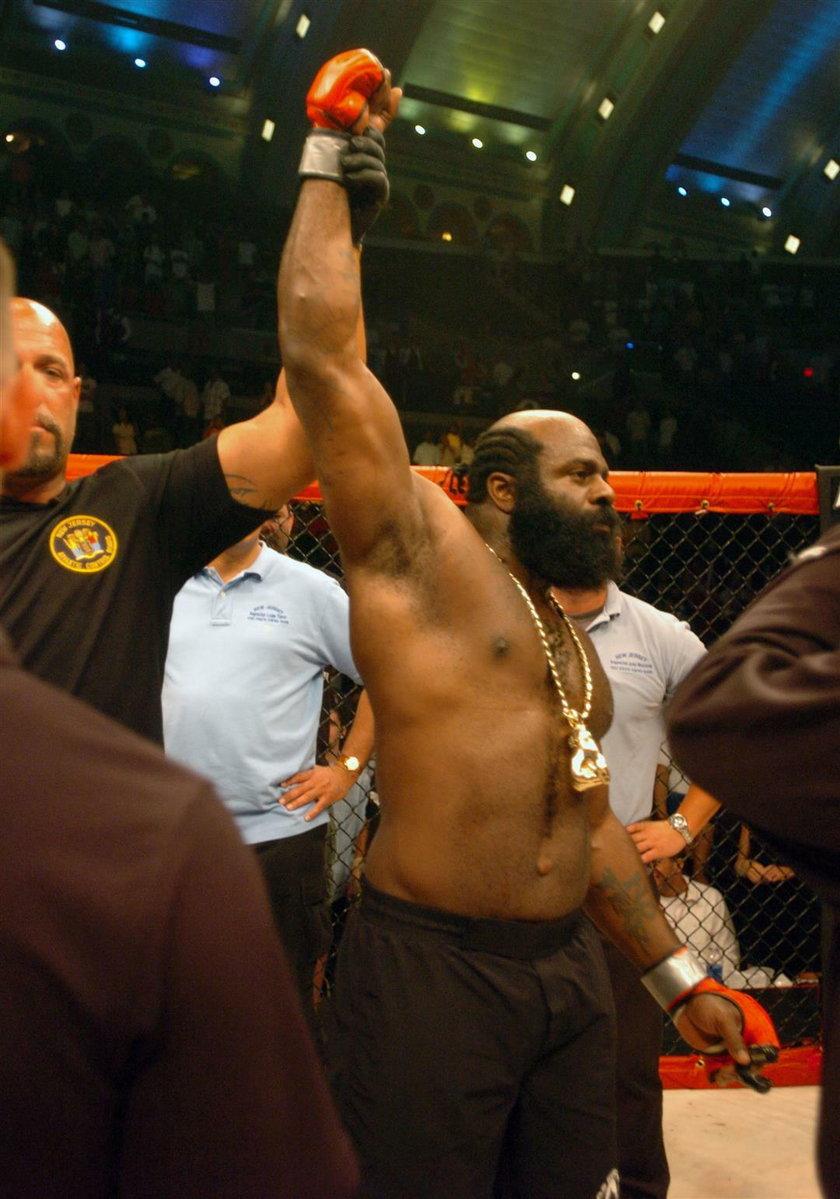 Nagła śmierć znanego zawodnika MMA