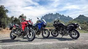 Yamaha przedstawiła motocykl Tracer 700