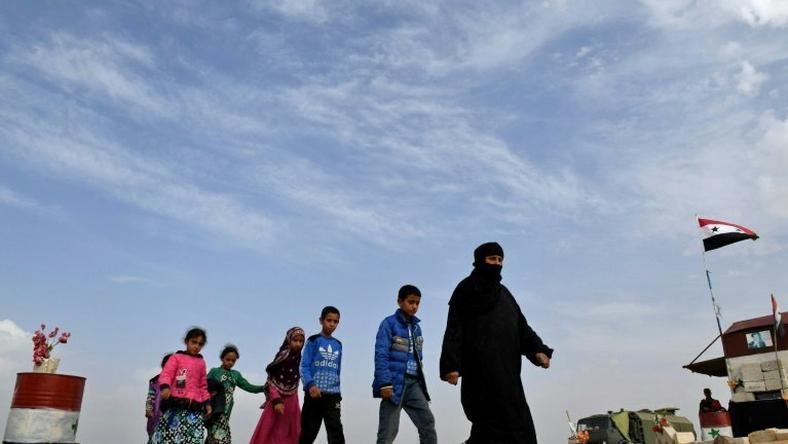 Syria Regime Attack Kills 23 Rebels In Truce Zone Pulse Nigeria
