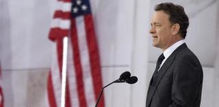 Tom Hanks powrócił do Los Angeles po kwarantannie w Australii