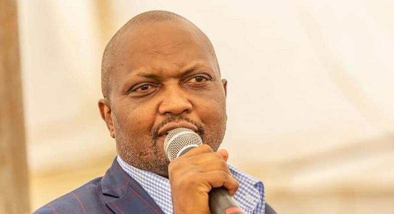 Moses Kuria ready to defeat Presidnet Uhuru Kenyatta for Gatundu South seat in 2022