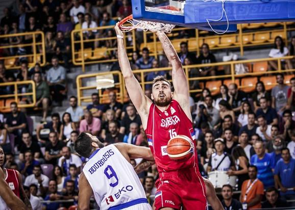 Bleda Srbija poražena od Grčke