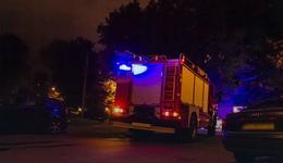 Słomniki: trzej mężczyźni zginęli w pożarze