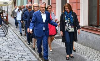 Schetyna o debacie ws. Ziobry: PiS będzie bronić 'przemysłu hejtu' w MS
