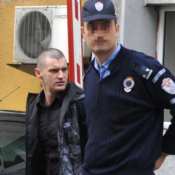 Ivan Radovanović dolazi na ročište